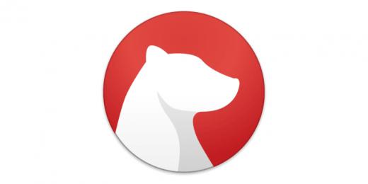 Bear: Mobilna aplikacija za bilješke (rdn)