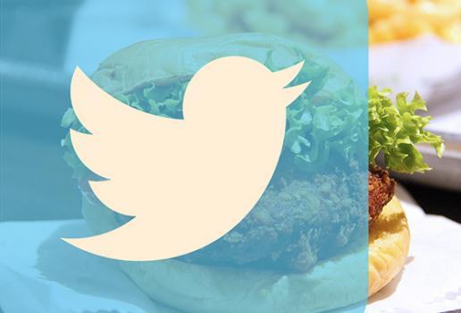 Rat pilećih sendviča na Twitteru