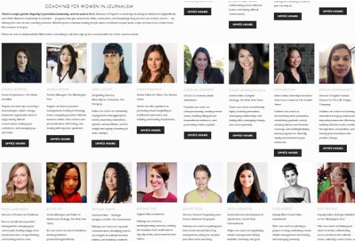 Digital Women Leaders: Mentorstvo za žene u novinarstvu