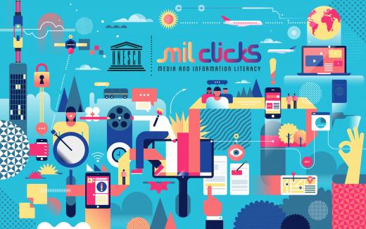 MIL Clicks: Medijska i informacijska pismenost na društvenim mrežama (rdn)