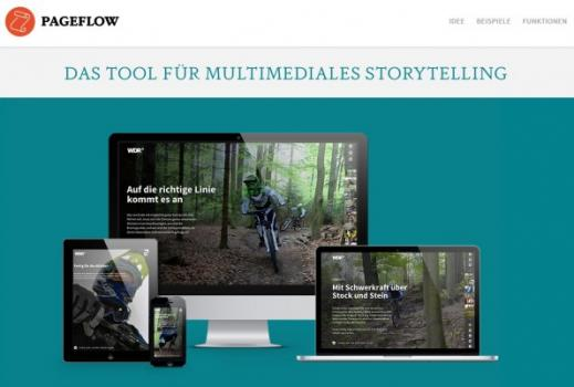 Pageflow: Timsko kreiranje multimedijalnih priča