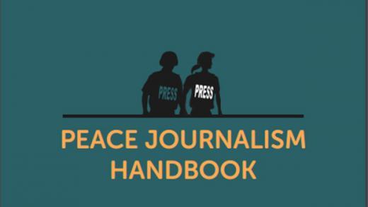 Priručnik za mirovno novinarstvo