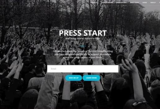 Press Start: Crowdfunding za novinarske priče