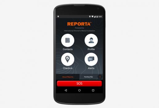 Reporta: Sigurnosna aplikacija za novinare koji izvještavaju iz opasnih zona