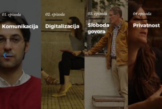 U mreži: Naučno-obrazovni serijal o digitalnim tehnologijama