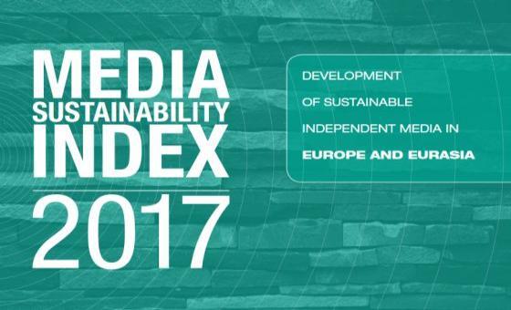 Indeks održivosti medija 2017
