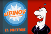"""""""Dr Spin"""": šta svaki diktator mora da zna ako želi da uguši slobodu medija"""