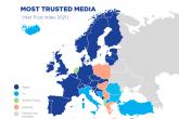 EBU istraživanje: Bh. građani najviše vjeruju televiziji