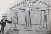 Božo Stefanović o karikaturi i politici