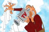 Karikatura: Međunarodna televizija