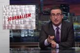 John Oliver: Mediji su lanac ishrane koji bi propao bez lokalnih novina