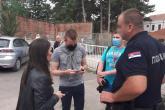 Verbalne prijetnje novinarskim ekipama tokom predizborne kampanje i izbora u Srbiji