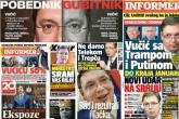 Mediji u Srbiji: Sve je dozvoljeno, osim kritike vlasti