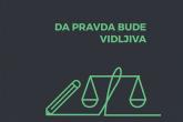 Novi priručnik Mediacentra posvećen izvještavanju o sudskim procesima i radu tužilaštava