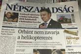 Ugašene najveće dnevne novine u Mađarskoj