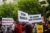 """Protest nakon ranjavanja novinarke: """"Opasno je baviti se novinarstvom u Crnoj Gori"""""""