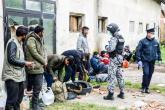 Policija USK izdala prekršajni nalog novinaru Kamberu tokom pripreme reportaže o migrantima i izbjeglicama