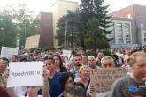 Novinari RTV traže ostavke i javno izvinjenje