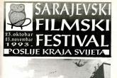 Kako je bilo na prvom Sarajevskom filmskom festivalu