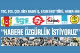 Pokrenuta kampanja za puštanje zatvorenih novinara u Turskoj