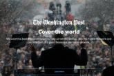 The Washington Post pokrenuo novu mrežu za freelance novinare