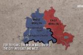 Iza gvozdene zavjese: Kako su novinari izvijestili o padu Berlinskog zida